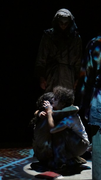 """Scorched"" byWajdi Mouawad, directed by Michael Najjar at the University of Oregon."