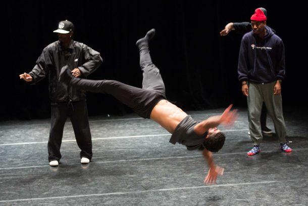 Quand le classique rencontre le breakdance
